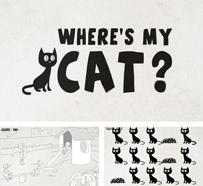 In addition to the game Robo Miner for Android phones and tablets, you can also download Where's My Cat? for free.