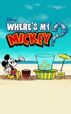 Where's My Mickey?