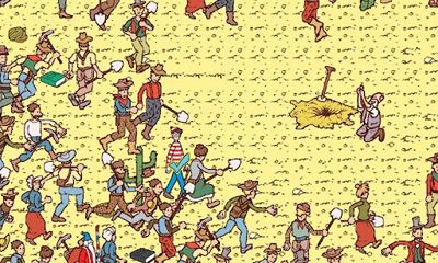 Download Where's Waldo Now? Android free game.