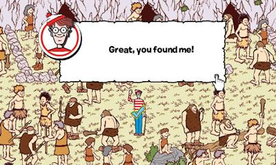 Screenshots von Where's Waldo Now? für Android-Tablet, Smartphone.