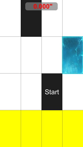 White tiles 4: Don't touch the white tile screenshot 1