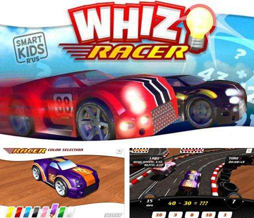 In addition to the game HTR High Tech Racing for Android phones and tablets, you can also download Whiz racer for free.