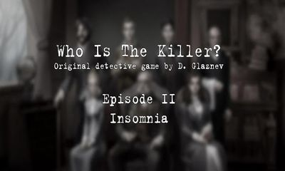 Who is the killer? Ep. II