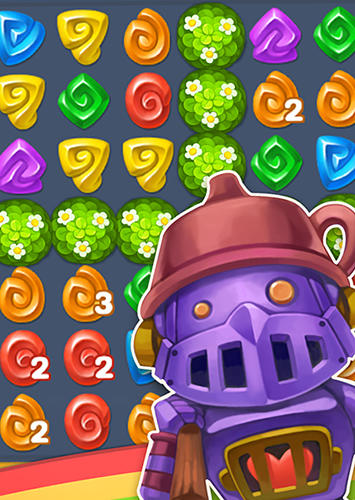 Screenshots von Wicked OZ puzzle für Android-Tablet, Smartphone.