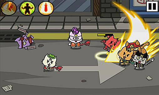 Wild cats: Blade screenshot 2