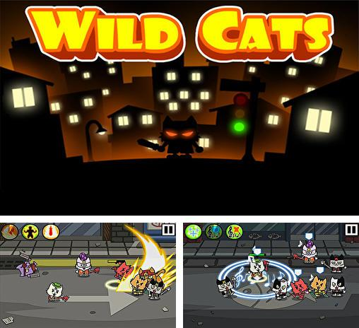 In addition to the game Snooker live pro for Android phones and tablets, you can also download Wild cats: Blade for free.