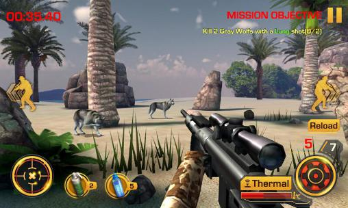Wild hunter 3D screenshot 2