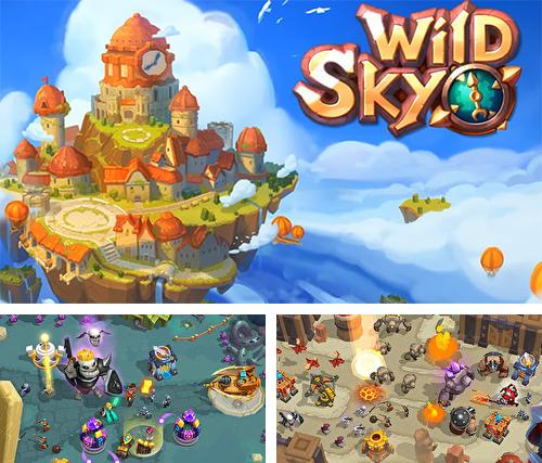 Wild sky tower defense