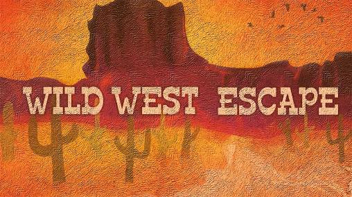 Wild West escape poster