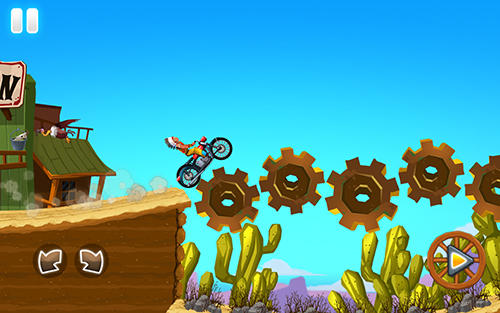 Get full version of Android apk app Wild west race for tablet and phone.