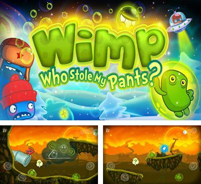In addition to the game Rise of the Blobs for Android phones and tablets, you can also download Wimp: Who Stole My Pants? for free.