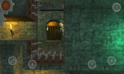 Screenshots do Wind up Knight - Perigoso para tablet e celular Android.