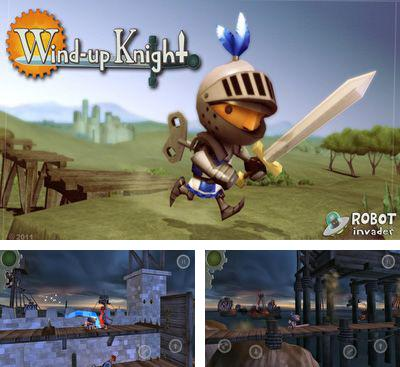 In addition to the game Cordy for Android phones and tablets, you can also download Wind up Knight for free.