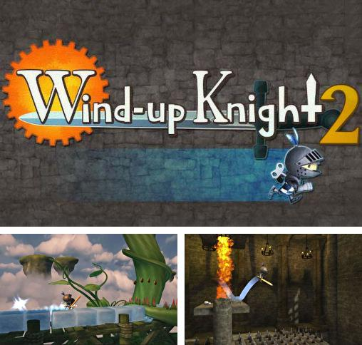 In addition to the game Cordy for Android phones and tablets, you can also download Wind-up knight 2 for free.