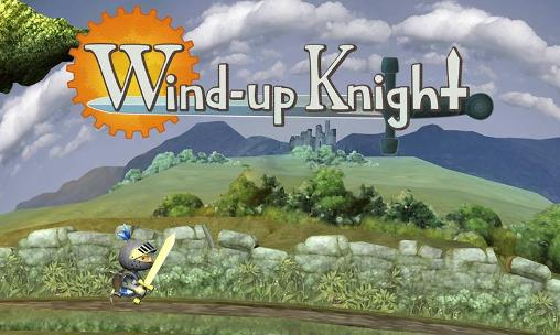 Wind-up knight by Robot invader poster
