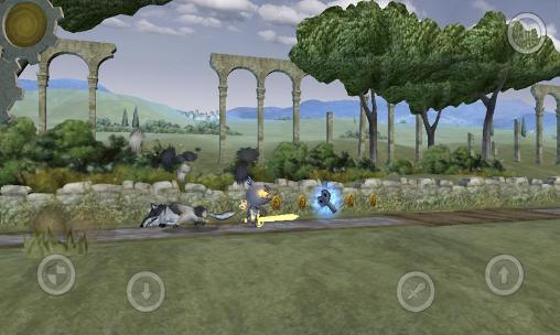 Wind-up knight by Robot invader screenshot 4