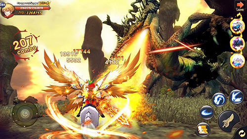 Wings of glory screenshot 2