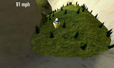 Wingsuit screenshot 2