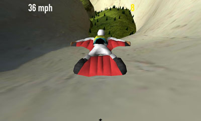 Wingsuit screenshot 3