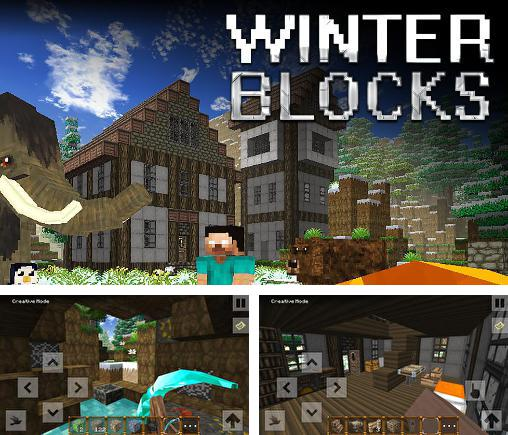 In addition to the game Block Story for Android phones and tablets, you can also download Winter blocks for free.