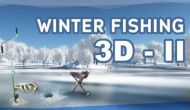Winter fishing 3D 2 APK
