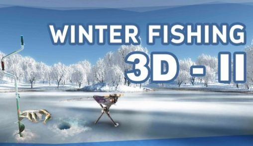 Winter fishing 3D 2 обложка