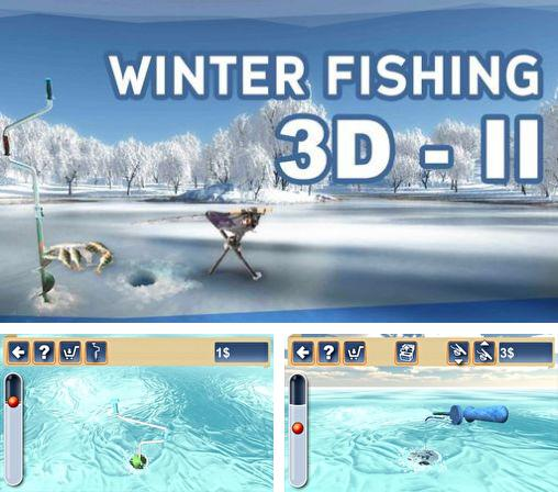 In addition to the game Russian Fishing for Android phones and tablets, you can also download Winter fishing 3D 2 for free.