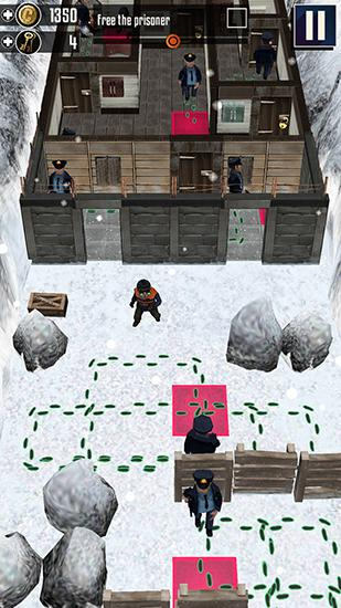 Winter fugitives 2: Chronicles screenshot 2