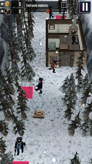 Winter fugitives 2: Chronicles screenshot 5