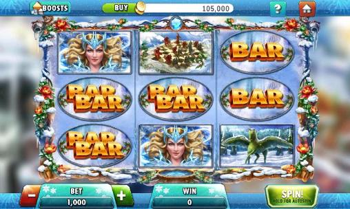 Winter magic: Casino slots für Android spielen. Spiel Wintermagie: Casino SLots kostenloser Download.