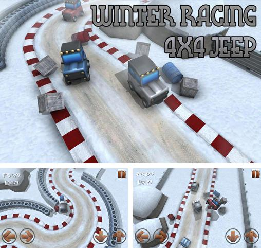 In addition to the game Overvolt: Crazy slot cars for Android phones and tablets, you can also download Winter racing: 4x4 jeep for free.