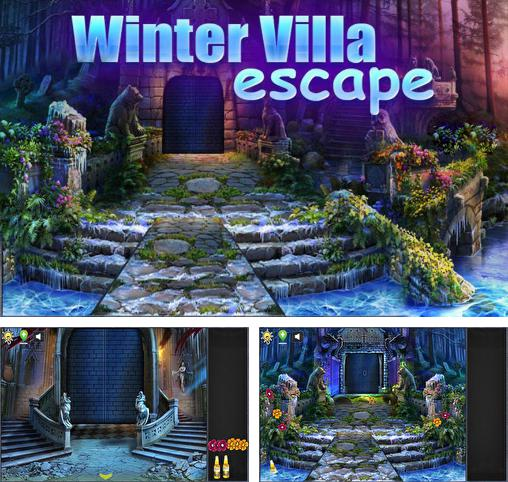 In addition to the game The great zoo escape for Android phones and tablets, you can also download Winter villa escape by dawn for free.
