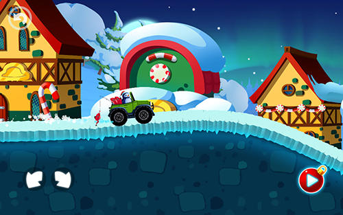 Winter wonderland: Snow racing screenshot 1