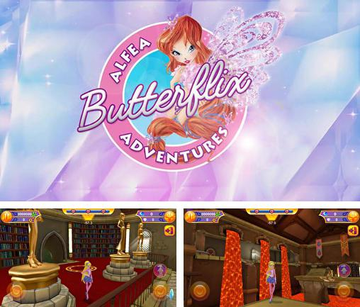 Winx club: Butterflix  Alfea adventures for Android