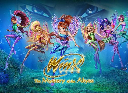 Winx club: The mystery of the abyss обложка