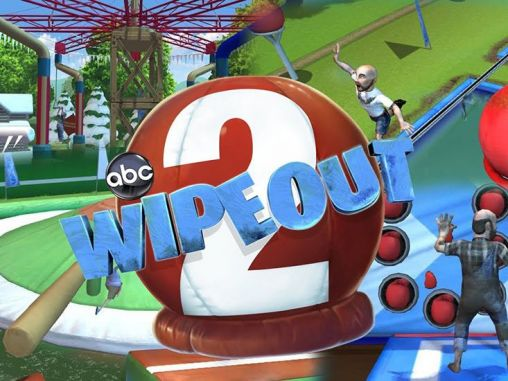 Wipeout 2 poster