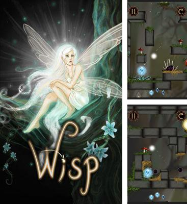 In addition to the game Cro-Mag Rally for Android phones and tablets, you can also download Wisp for free.