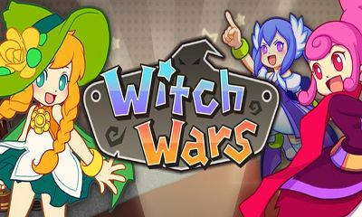 Witch Wars Puzzle обложка