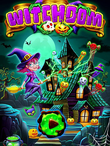 Witchdom: Candy witch match 3 puzzle