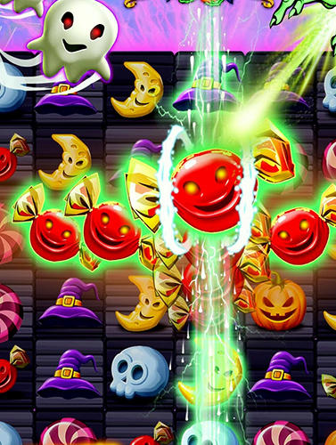 Witchdom: Candy witch match 3 puzzle screenshot 5
