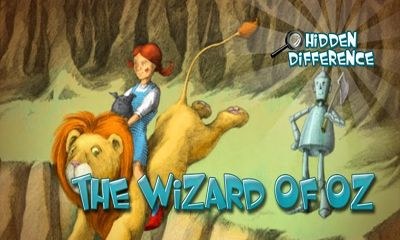 The wizard of Oz: Hidden difference обложка