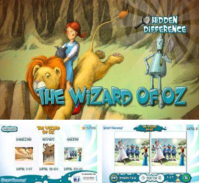 In addition to the game Ocean Jigsaw Puzzles HD for Android phones and tablets, you can also download The wizard of Oz: Hidden difference for free.