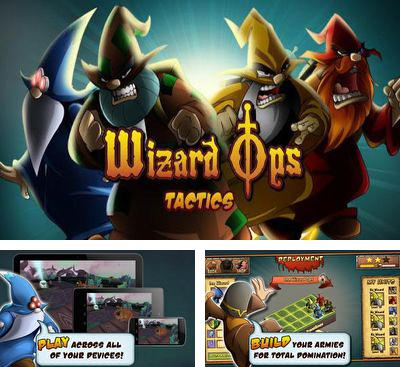 In addition to the game Figaro Pho Creatures & Critters for Android phones and tablets, you can also download Wizard Ops Tactics for free.