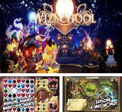 In addition to the game Outlaw Sniper for Android phones and tablets, you can also download Wizschool - Ancient Magic Book for free.