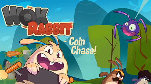 Wok rabbit: Coin chase! обложка