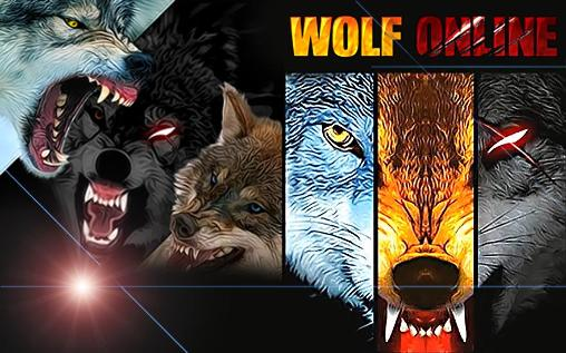 Wolf online poster