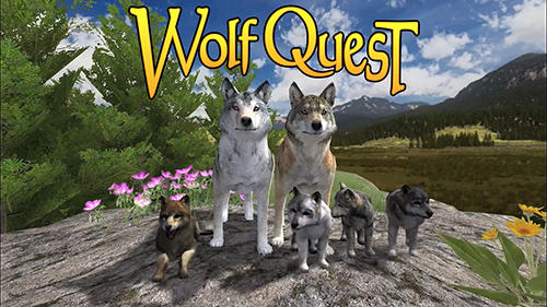 Wolf quest poster