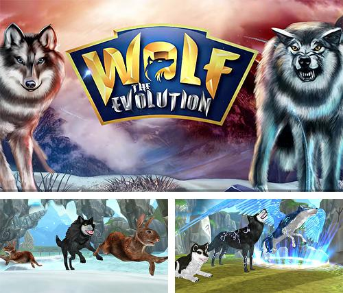 Wolf: The evolution. Online RPG