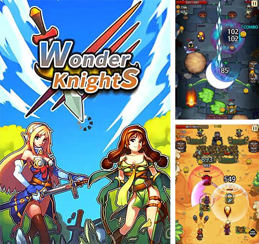 In addition to the game Metal shooter: Run and gun for Android phones and tablets, you can also download Wonder knights: Pesadelo for free.