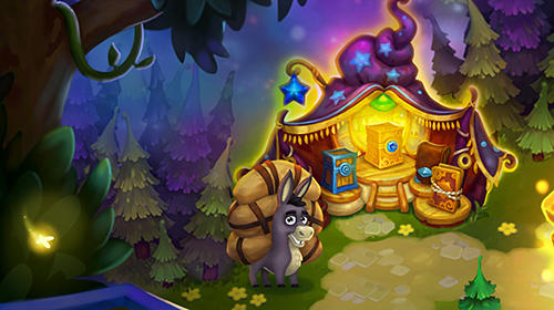 Wonder valley: Fairy tale farm adventure screenshot 1